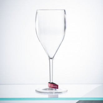 Plastic wine glass Exclusive