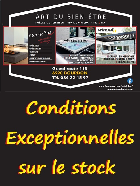 Portes ouvertes | Conditions salon !